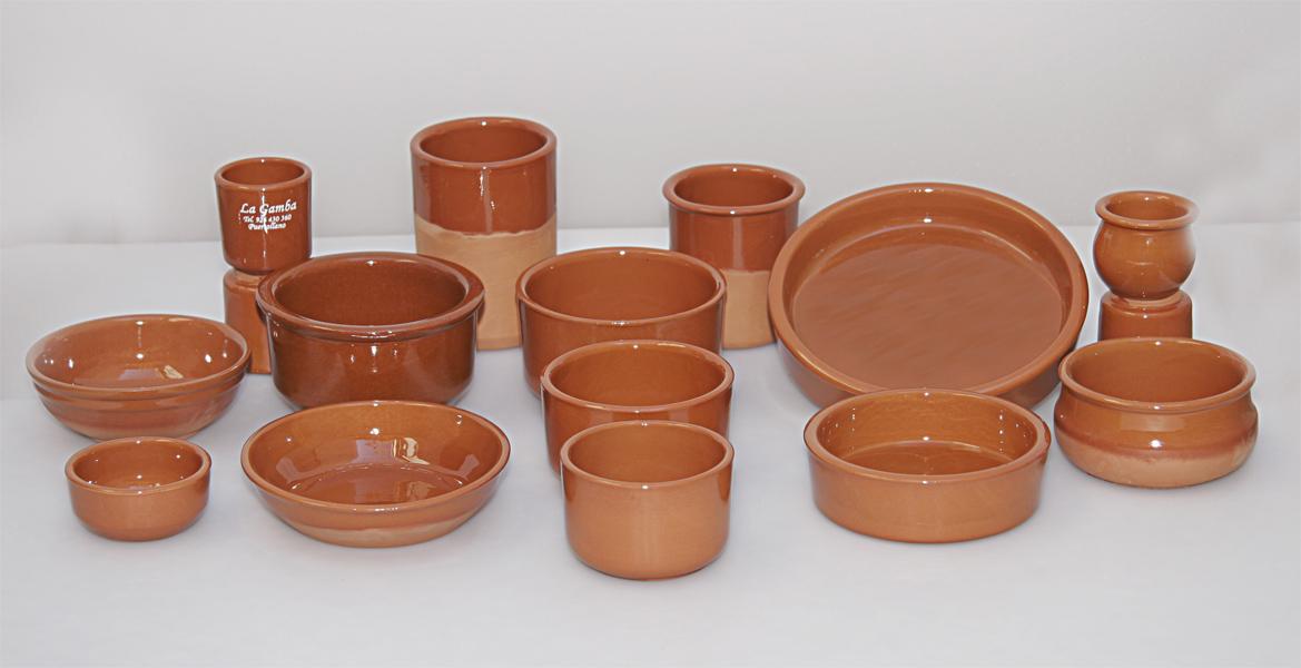 F brica de alfarer a y cer mica f nix cat logo for Arcilla para ceramica