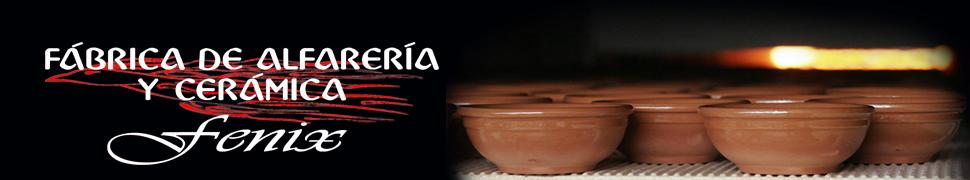 F brica de alfarer a y cer mica f nix cat logo for Fabrica de ceramica